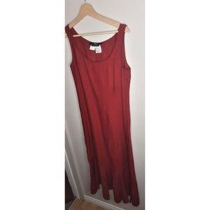 Weekend MaxMara linen maxi dress